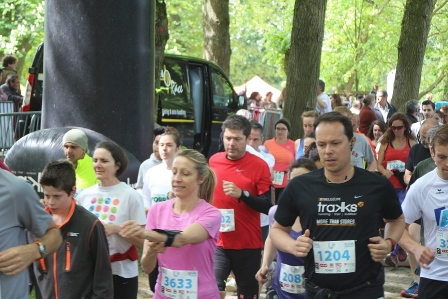course a pied uccle